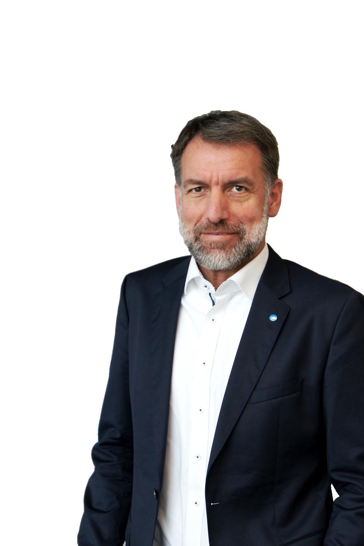 Joerg Hartmann, President und Managing Director von Konica Minolta in Deutschland und Österreich